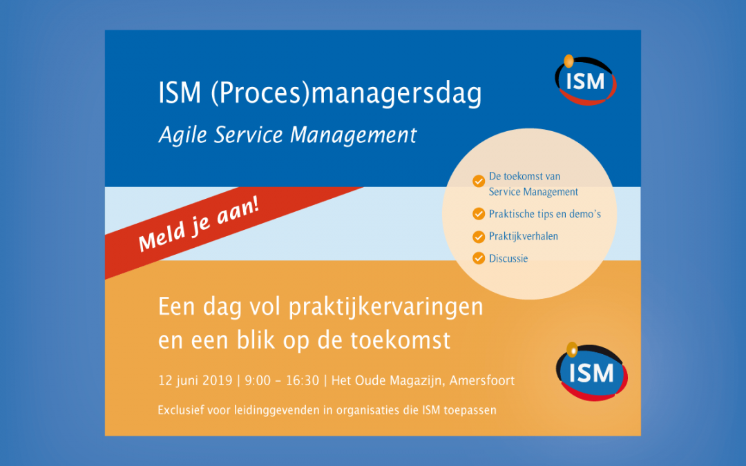 ISM (proces)-managersdag