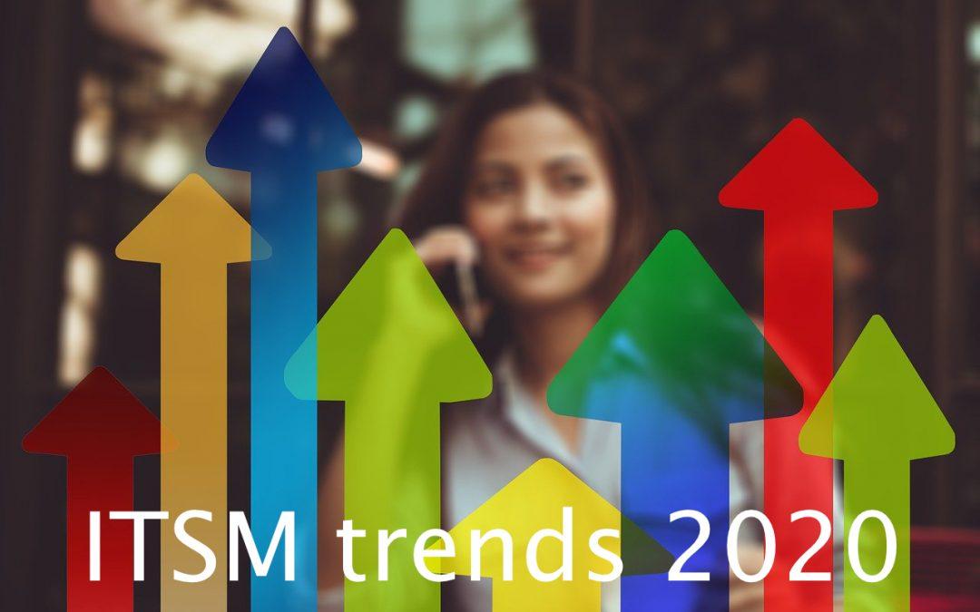 De vijf belangrijkste IT-servicemanagement trends van 2020