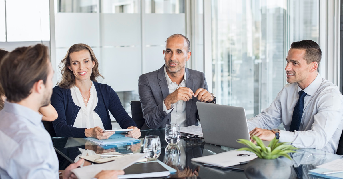 it-team samenwerking ism methode