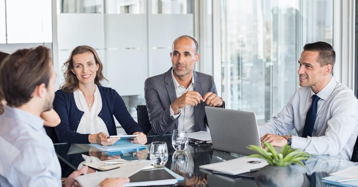 it-team samenwerking ism methode