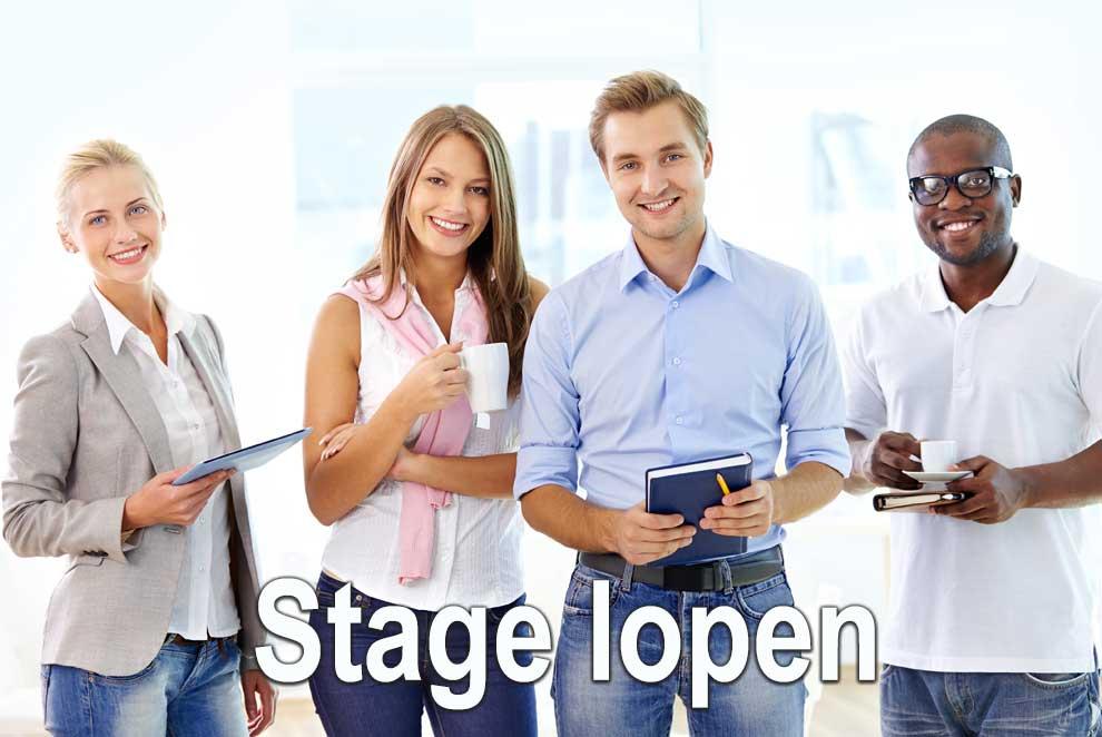 Loop stage bij Servitect